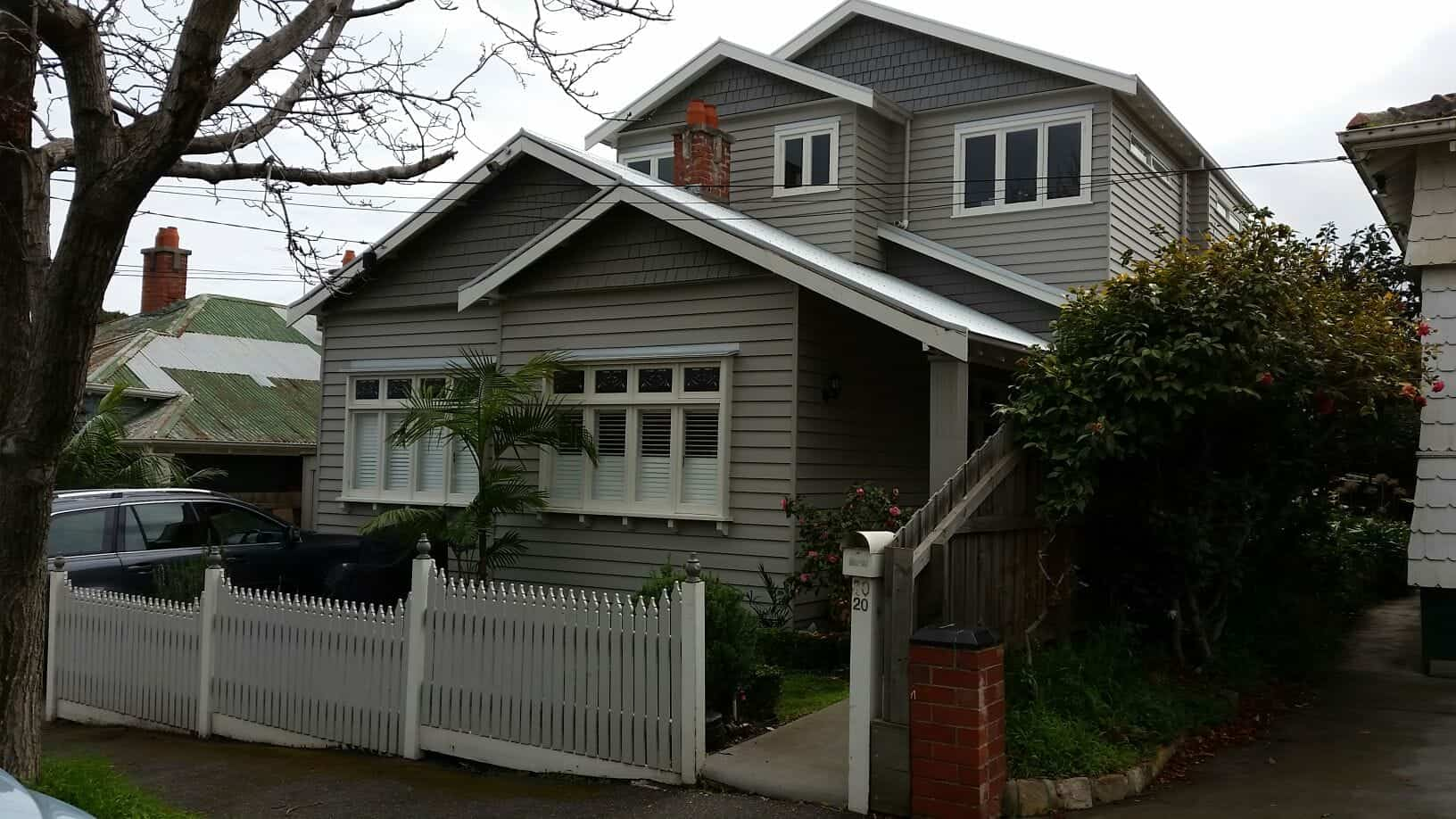 Elwood Second Storey Extension Builder Melbourne