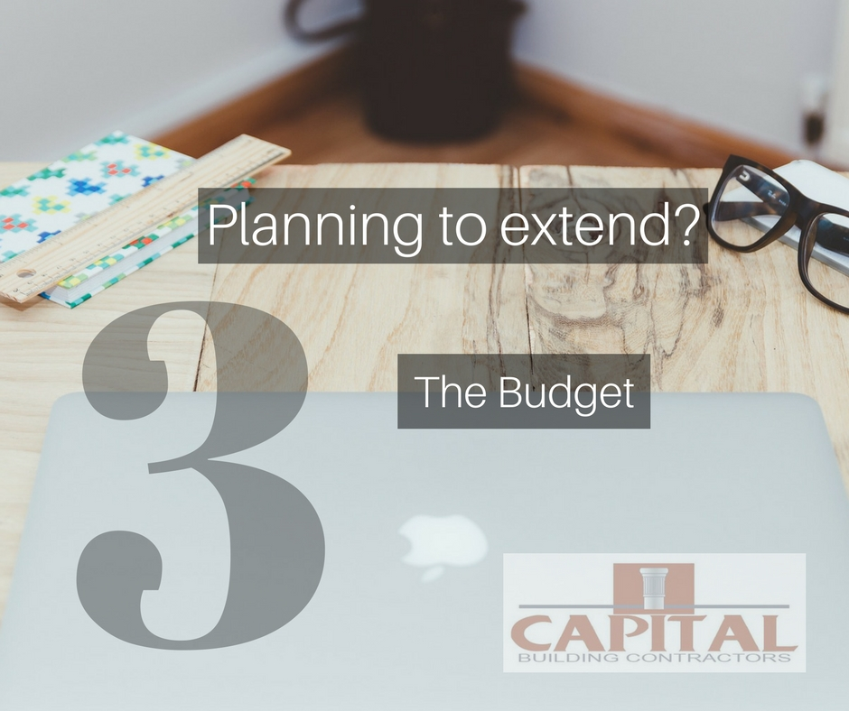 3. The Budget – Planning to Build – Melbourne Extension Builders