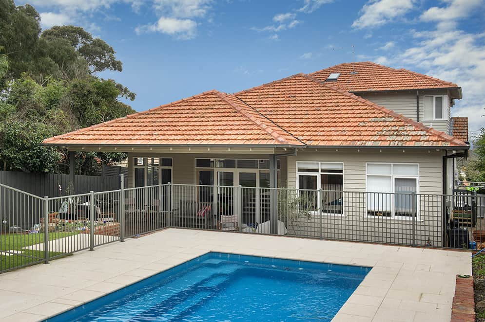 Camberwell Pool Extension Builder Melbourne