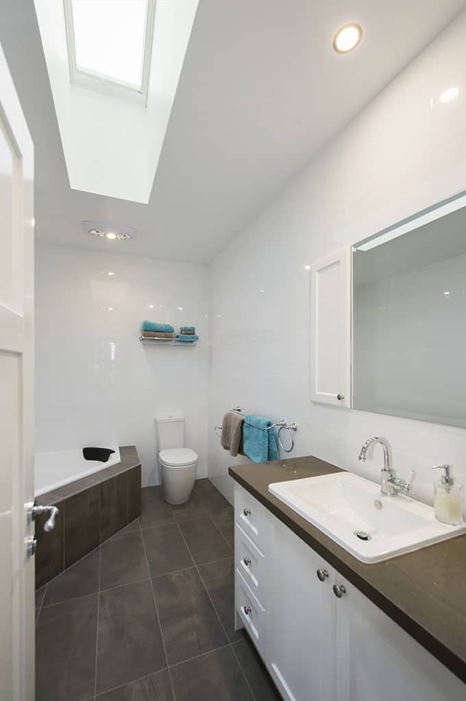Camberwell Bathroom Skylight Renovation Melbourne Builder