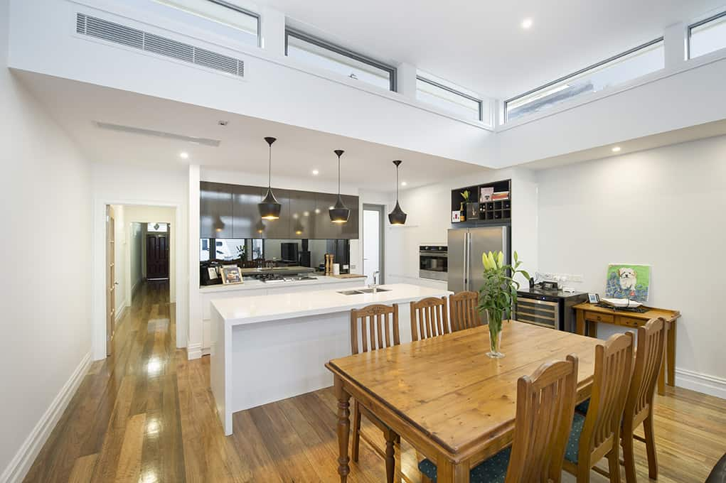 Fitzroy Victorian House Extension