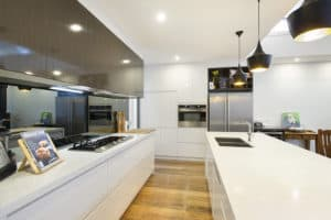 Modern Kitchen Fitzroy Melbourne