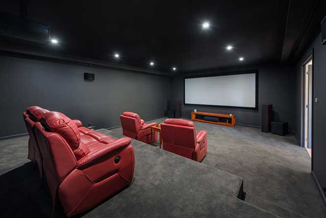 Entertainment Media Room Builder Wonga Park Melbourne