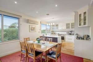 Renovated Kitchen North Balwyn Builder