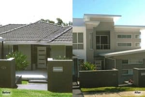 Scenic Double Storey Extension Builder Melbourne