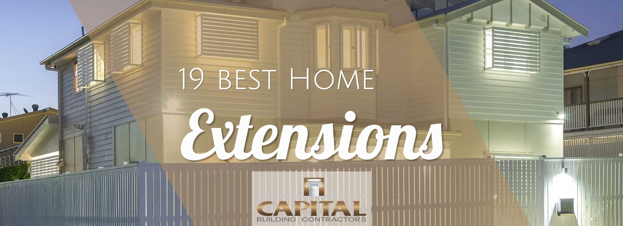 Best Home Extensions Builder Melbourne