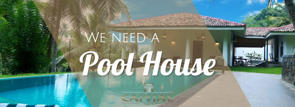 Need a Pool House Builder in Melbourne?