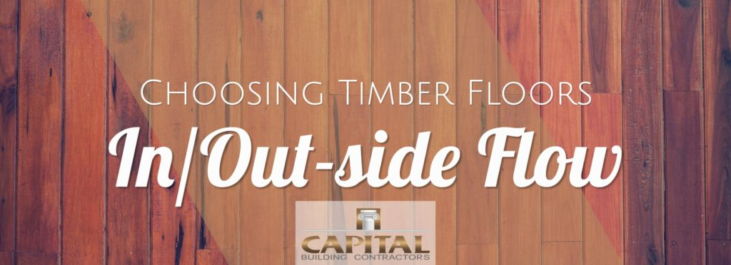Building Timber Floor Extensions for Indoor Outdoor Flow