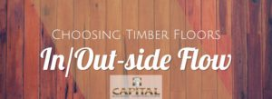 Timber Floor Builder Inside Outside Flow Melbourne