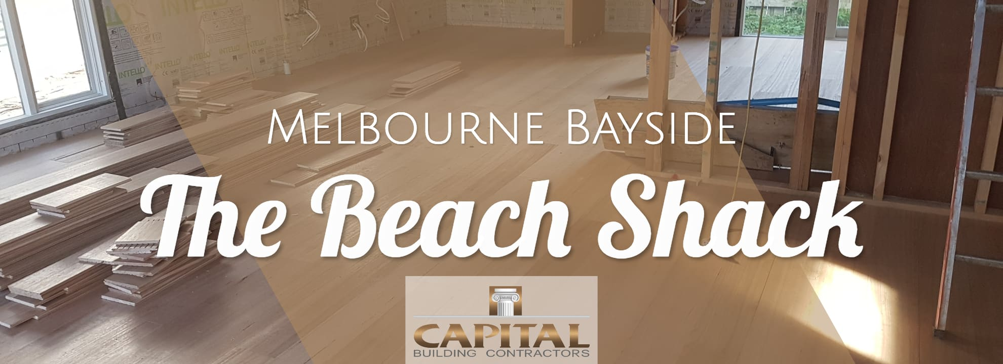 The Beach Shack Bayside Melbourne Builder