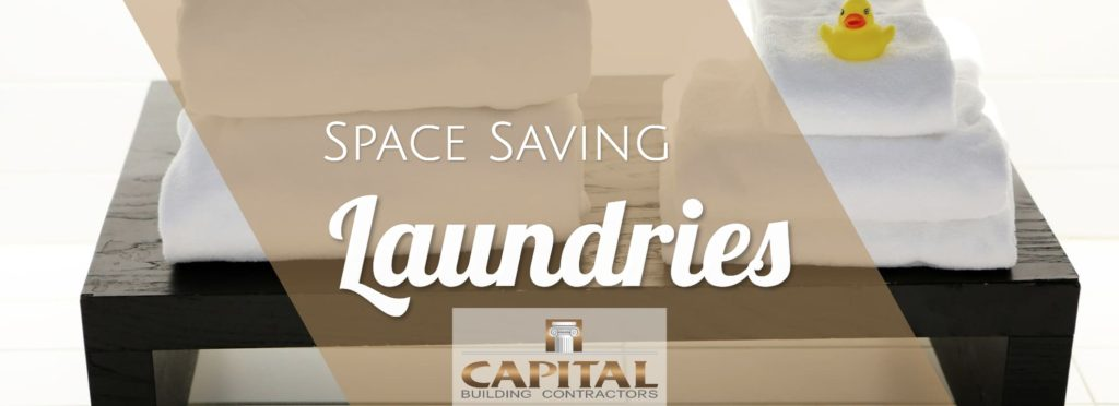 Laundry Solutions for small spaces
