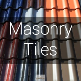 Masonry Tiles Roofing Builder Melbourne