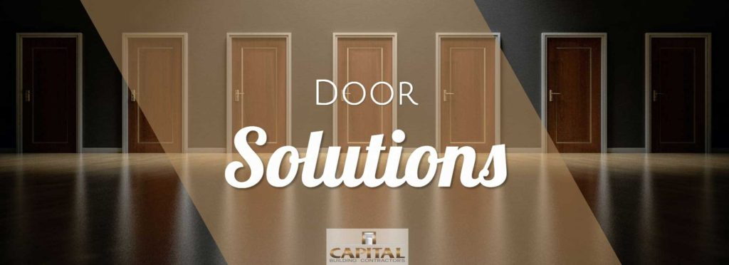 Door solutions for your home renovation