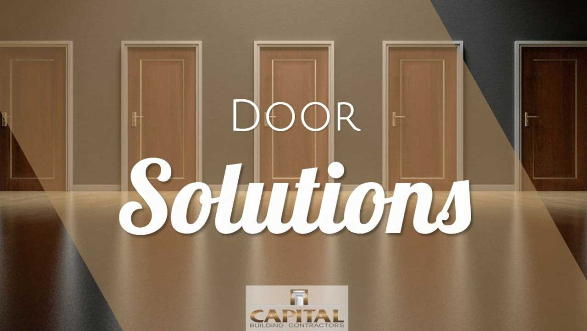 door solutions home renovation capital building