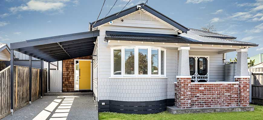 Reservoir Bungalow with Contemporary Twist
