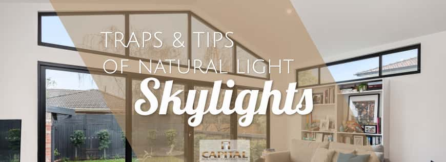 Skylight Designer Builder Melbourne